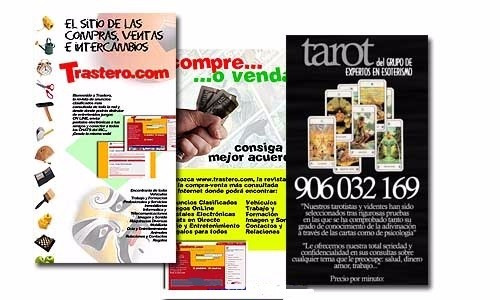 imprenta digital (tarjetas, volantes, folletos, banners)