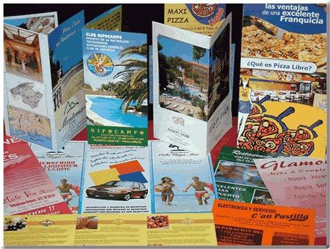 imprenta digital (volantes, tarjetas, banners, folletos.)