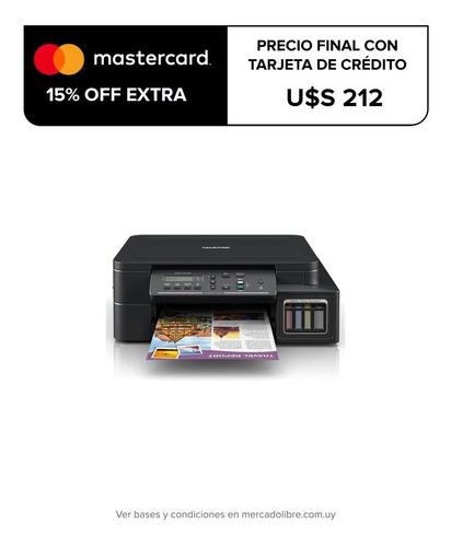 impresora brother t510w wifi multifunción t.cont. office2000
