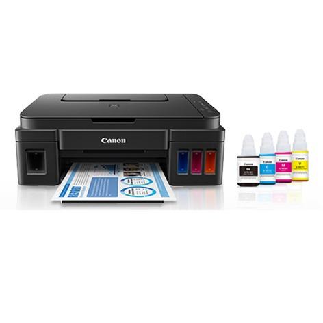 impresora canon g2100 multifuncion , tinta continua + botell
