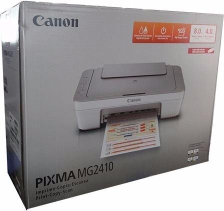 impresora canon multifuncion scanner, impresora y fotocopia