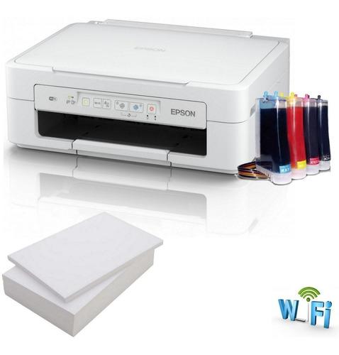 impresora con tinta comestible+ sistema continuo+papel arroz