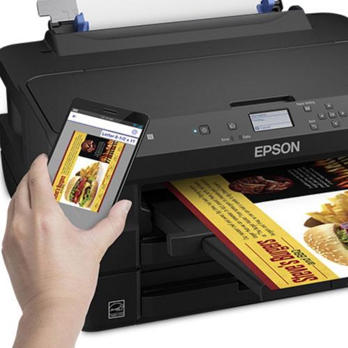 impresora de sublimacion epson workforce wf-7210 car + tinta