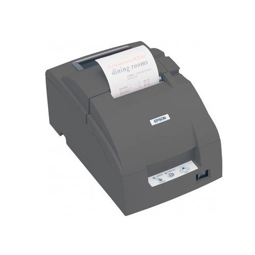 impresora de ticket/recibos epson tm-u220d serial