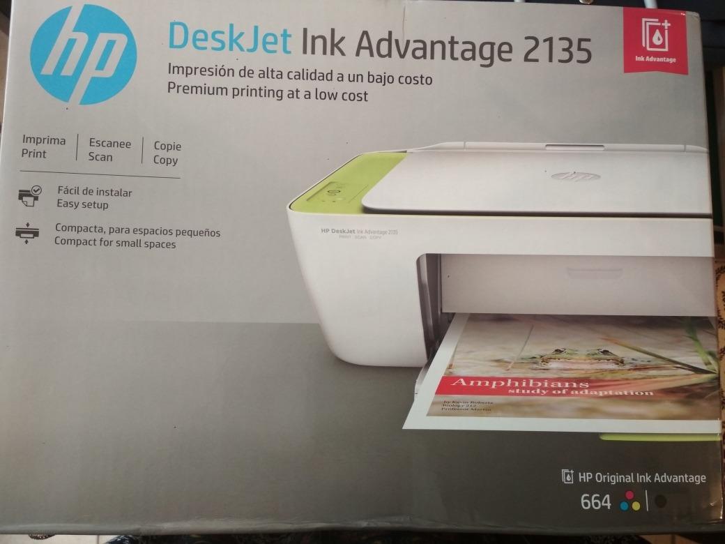 descargar driver de instalacion de impresora hp deskjet 2135