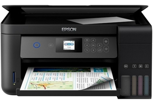 impresora epson mf l4160 sistema continuo wifi doble faz