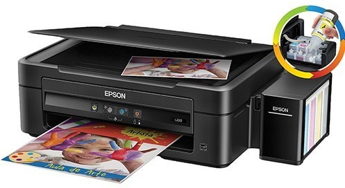 impresora epson multifuncion