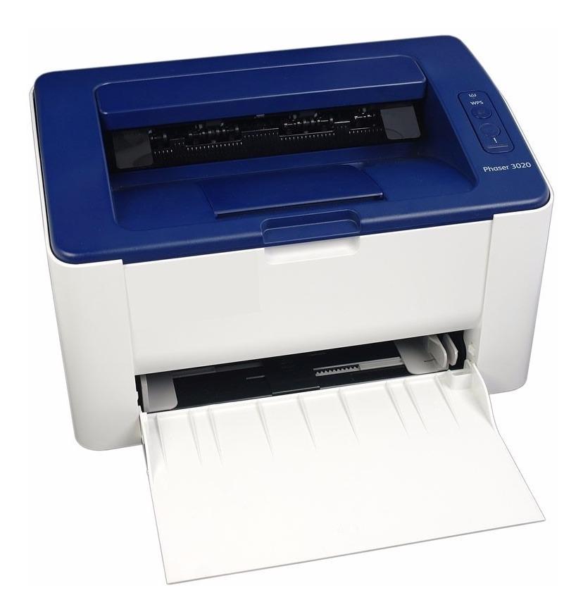 Impresora Inalámbrica Laser Xerox 3020 Wifi - $ 3.750,00