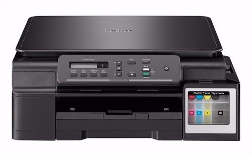 impresora inkjet color multifuncional brother dcp-t300 con s
