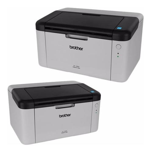 impresora laser brother monocromatica