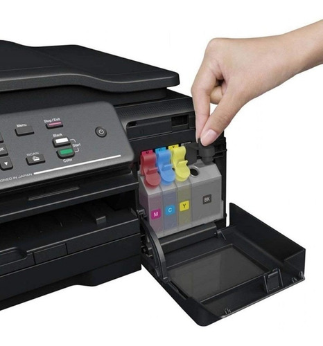 impresora multifuncion brother t310 sistema tinta continua