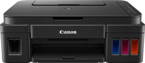 impresora multifunción canon sist continuo + 4 tintas extra