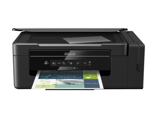 impresora multifunción - color - epson l395