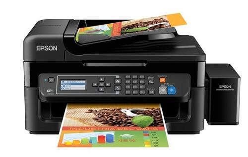 impresora multifunción color tinta continua epson l565