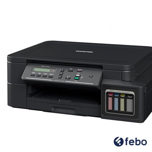 impresora multifunción sistema continuo brother dcp-t310