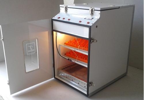 incubadora automática pollo pato codorniz 108 huevos