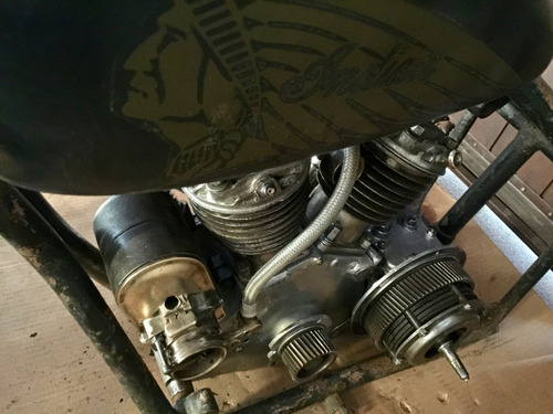 indian scout 101-750-1928