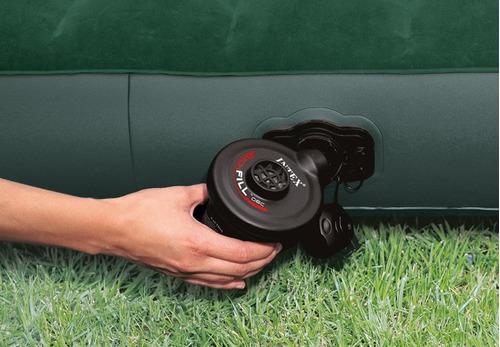 inflador eléctrico 12v intex 66626 para el auto camping