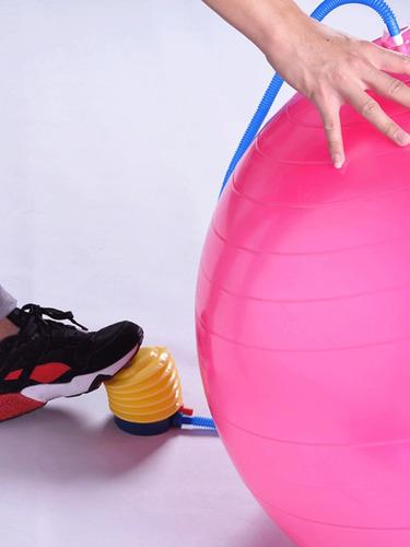 inflador fuelle con pico para pelota pilates inflables botes