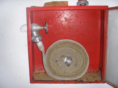 ing mecanico habilitacion industria comercial bomberos sime