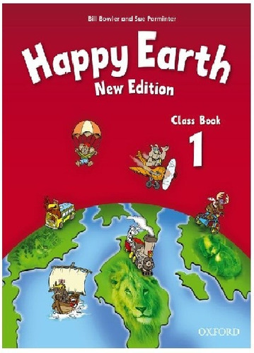 inglés new happy house class book 1 o 2