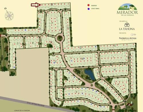 inmobiliaria verde venta, posible permuta, mirador la tahona