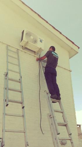 instalacion aire acondicionado servicio tecnico climatizacio