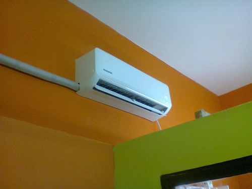 instalacion de aire acondicionado en el dia venta y service