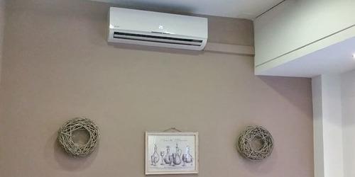 instalación de aire acondicionado, service y mantenimiento
