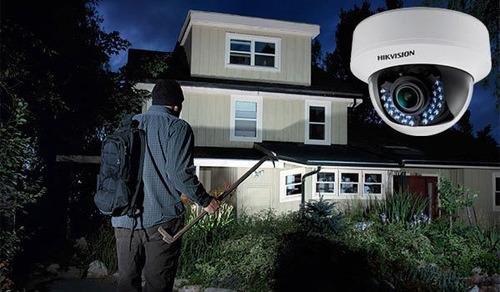 instalación de camaras de seguridad cctv profesional y hogar