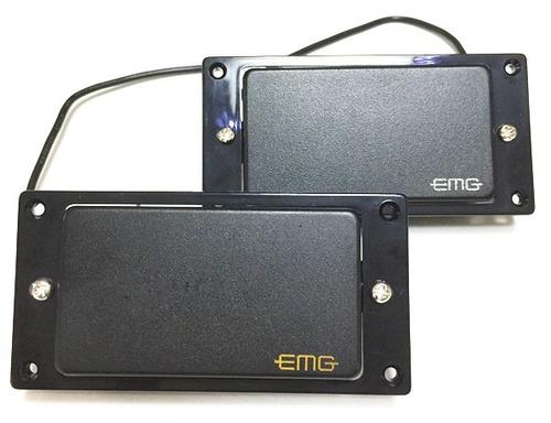 instalación de micrófonos activos en guitarras y bajos.
