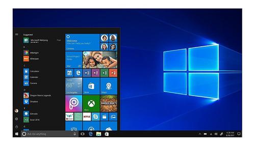 instalación de sistema op. windows 10 pro 64bits a domicilio