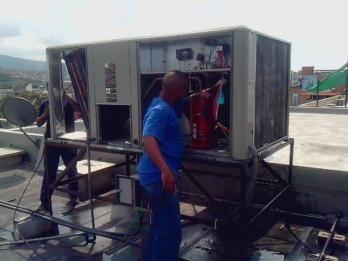 instalacion reparacion de aires acondicionados en gral
