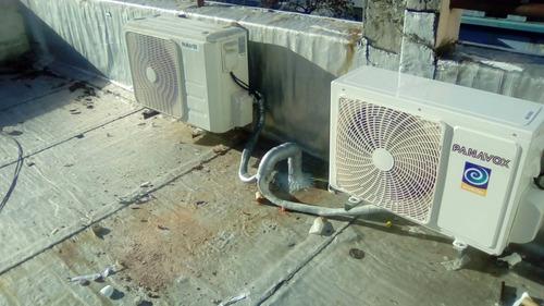 instalacion reparacion desinstalacion traslado aire acondici