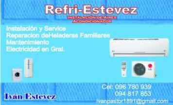instalación reparación mantenimiento traslados de aire acond