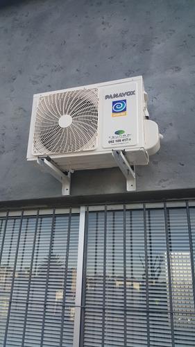 instalacion reparacion traslado de aire acondicionado 24hora