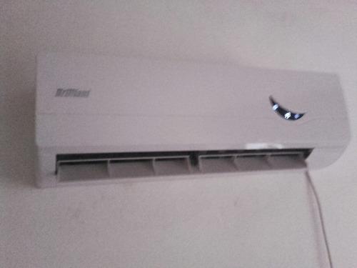 instalación, service de aire acondicionado.