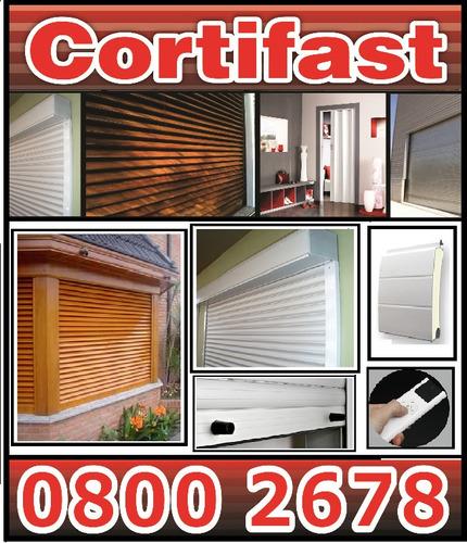 instalación, service y reparación de cortinas