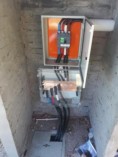 instalaciones eléctricas servicio 24 hs