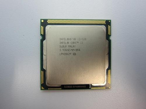 intel core i3 530 @ 2.93 ghz - socket 1156