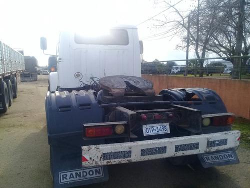 internacional internacional con motor scania 1988
