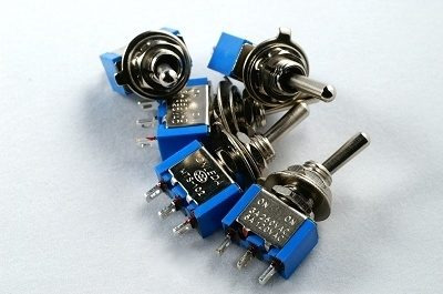 interruptor para electronica, 3 contactos spdt