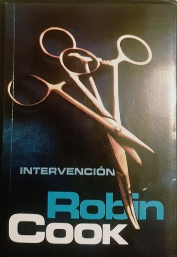 intervención - robin cook