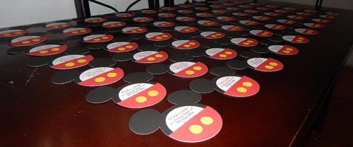 invitaciones tarjetas personalizadas mickey minnie
