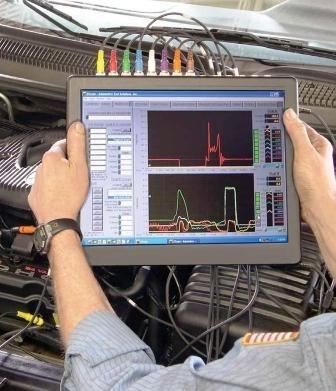 inyección electrónica limpieza de inyectores escaneo afinado
