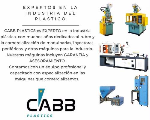 inyectora plastica fcs 150tn - usada - cabb online