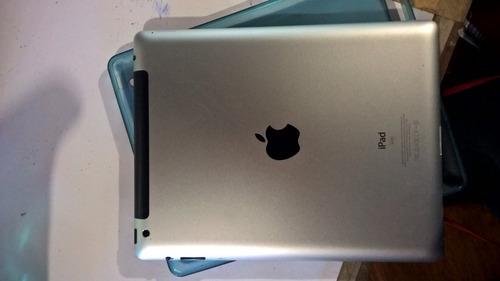 ipad 3 64gb 3g permuto por notebook