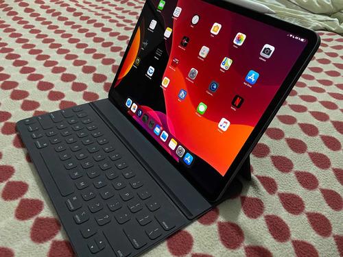 ipad pro 2018 ,12,9,64gb,pencil 2,teclado apple