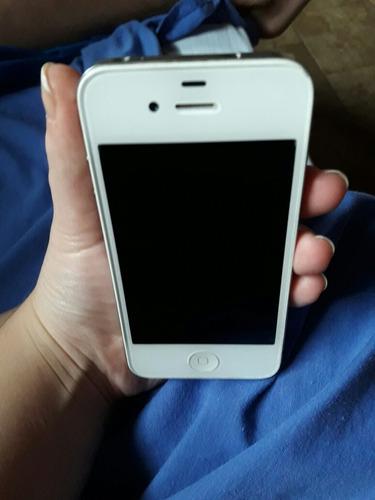 iphone 4s 16gb impecable, liberado