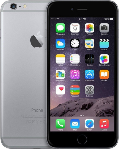 iphone 6 plus 64 gb impecable para antel (no canje)
